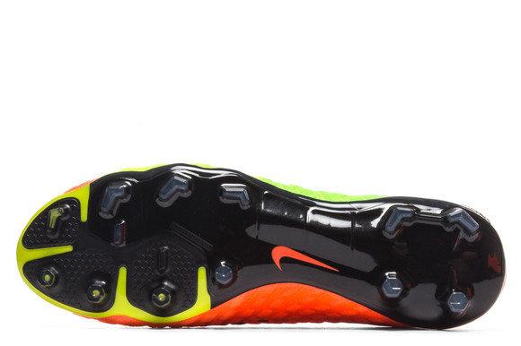 Nike Hypervenom Phatal III FG Shoe Electric Green Size 12