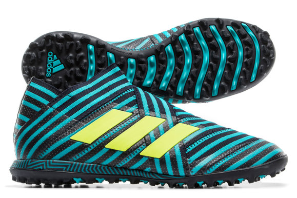 Adidas nemeziz tango 17 + 360 agilità tf football formatori,