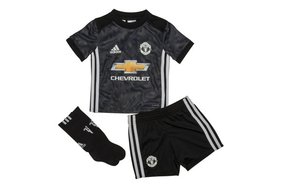 5ed300c03 manchester united home baby kit 17 18  adidas manchester united 17 18 away  mini kids replica football kit