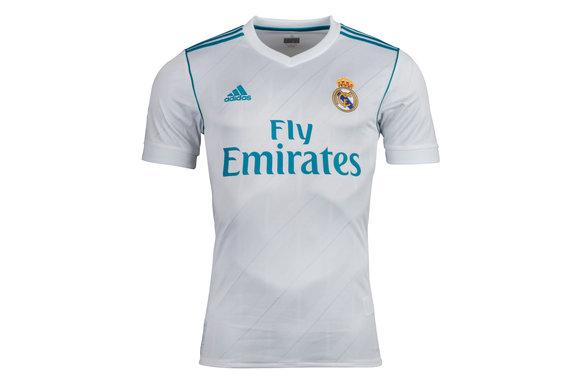 Real Madrid 2017/18 Home Shirt - Lovell Sport