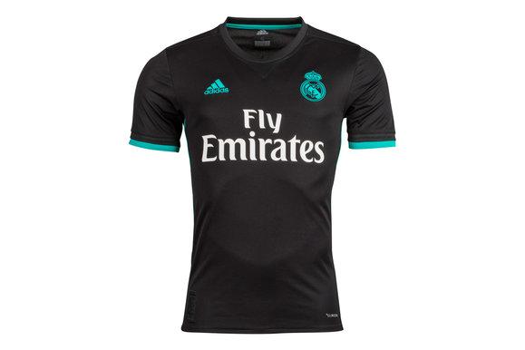 2017/18 Real Madrid Away Shirt - Lovell Sport