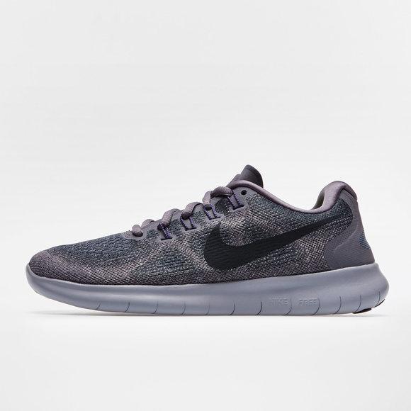 b96f4d64491a4 Nike Free RN 2017 Ladies Running Shoes. Gunsmoke Anthracite Atmosphere Grey