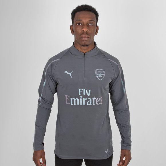 f97c08839 Puma Arsenal 18 19 Players 1 4 Zip Football Training Jacket
