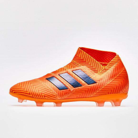 Adidas Nemeziz 18 Bambini + 360 Agilità Fg Bambini 18 Scarpe Da Calcio. 041a8c