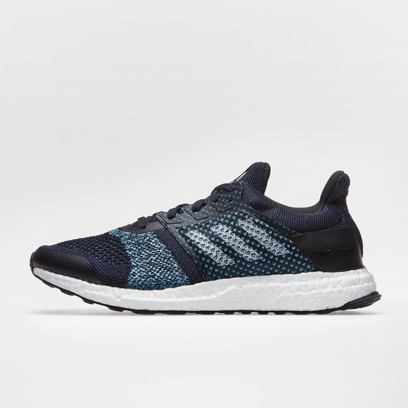 dfaa28a5c89851 adidas Ultra Boost ST Parley Mens Running Shoes