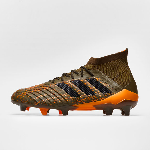 adidas Predator 18.1 FG Football Boots a8929948b