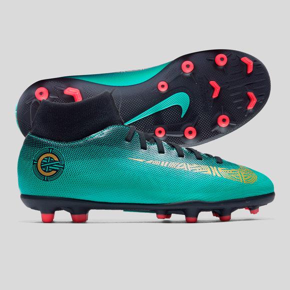 Mercurial Superfly VI CR7 Kids Club FG/MG Football Boots