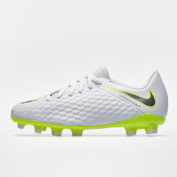 17353488456 Nike Hypervenom Phantom III Kids Academy FG Football Boots