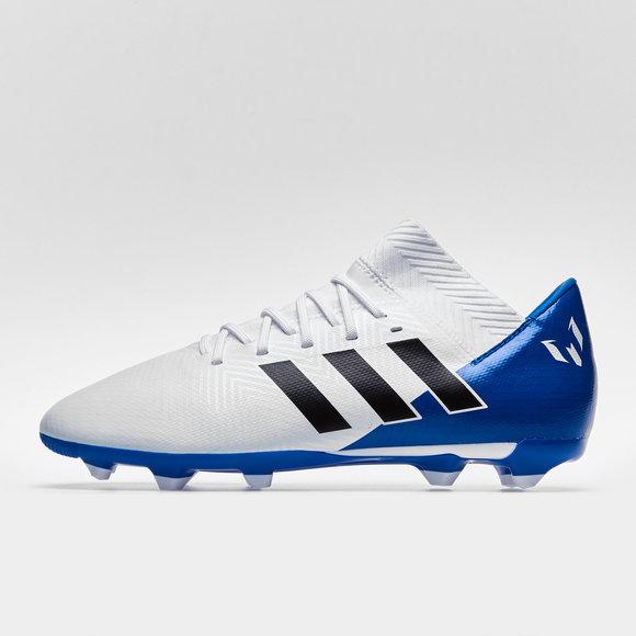 uk availability 53581 b518d adidas Nemeziz Messi 18.3 Kids FG Football Boots