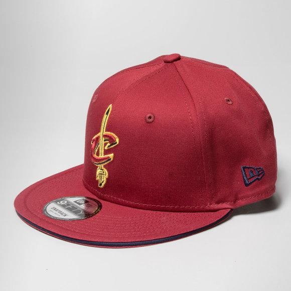 02282627a48 New Era NBA Cleveland Cavaliers Team Snapback Cap
