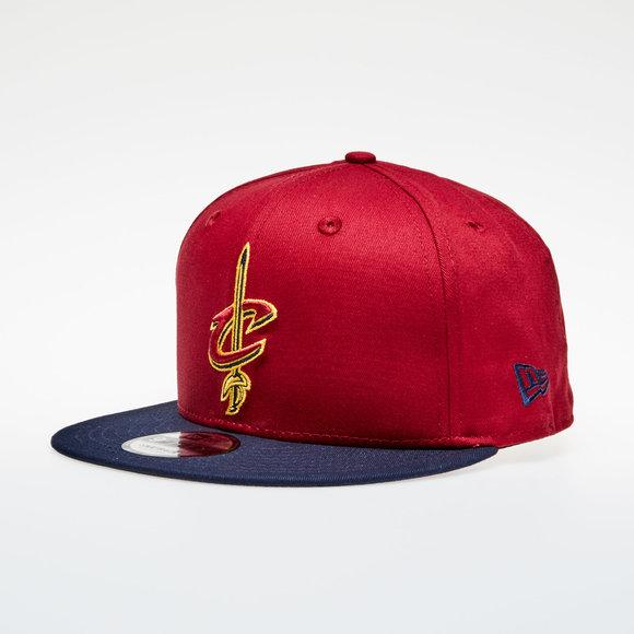 59367f6d57c New Era NBA Cleveland Cavaliers Team 9Fifty Snapback Cap
