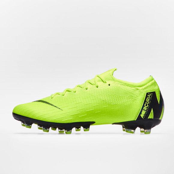4bd6b4ce954f71 Nike Mercurial Vapor XII Elite AG-Pro Football Boots. Volt Black