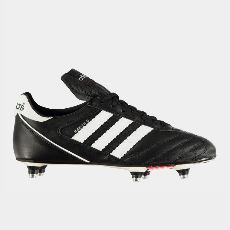 adidas Man Kaiser 5 Goal Indoor Football Boots Studs Trainers Sports Shoes Black