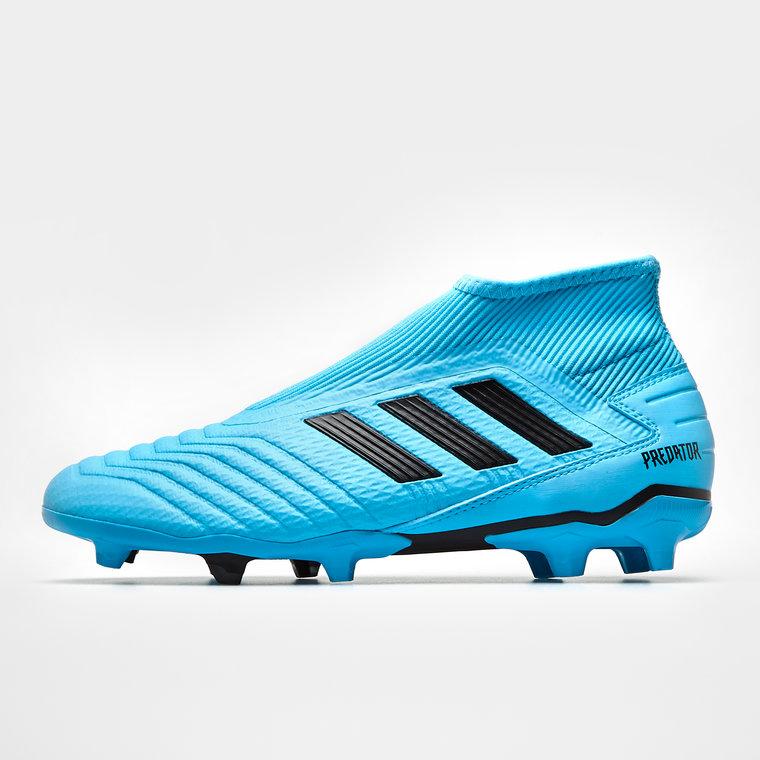 adidas Boys' Predator 19.3 Ll Fg J Football Boots