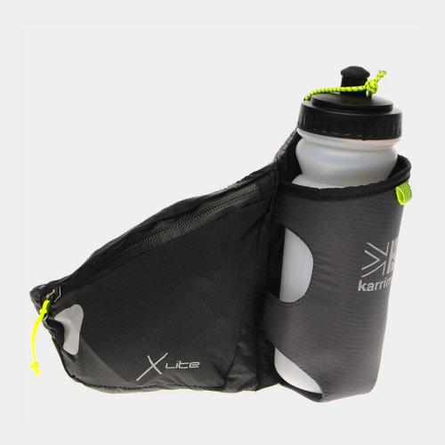 X Lite Running Belt and Bottle