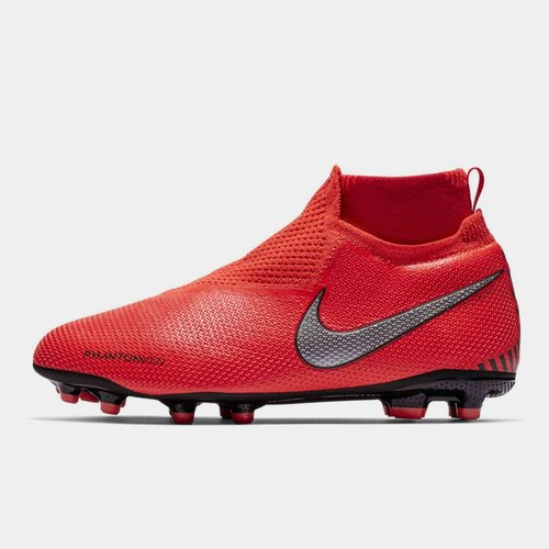 Phantom Vision Elite DF Junior FG Football Boots