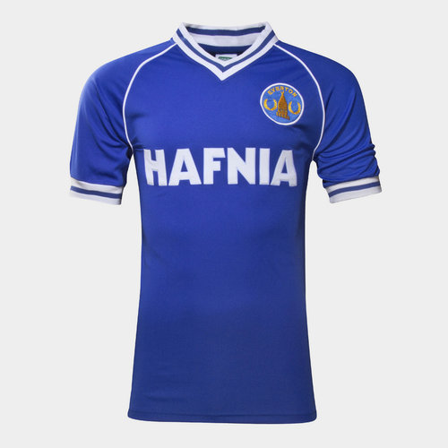 Everton 1982 Final Retro Football Shirt