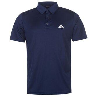 Mens Tennis Fab Polo Shirt