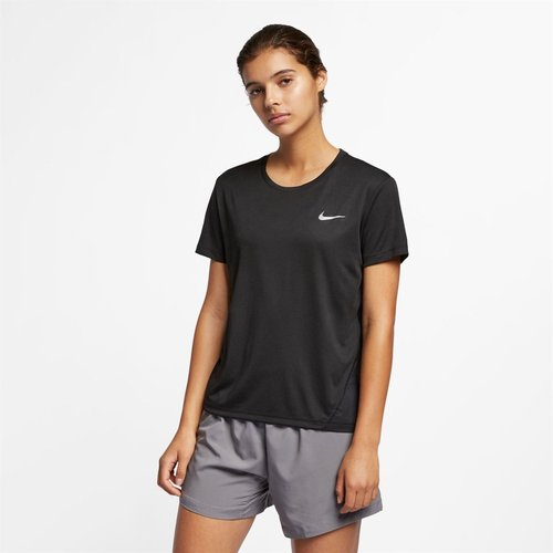 V Neck Miler Running Top Ladies