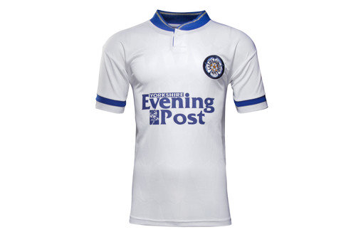 Leeds United 1992 Home Retro Football Shirt