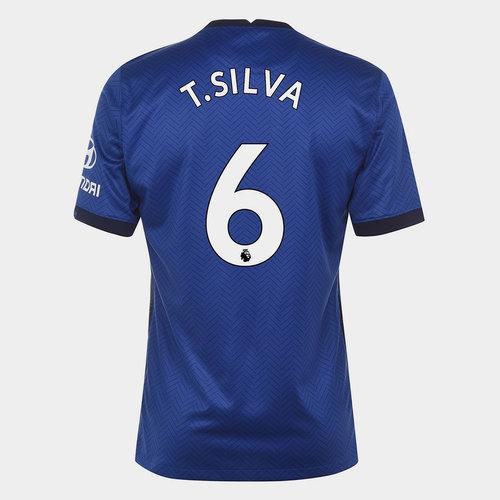 Thiago Silva Home Shirt 20/21 Mens