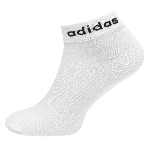 Essentials Ankle 3 Pack Socks