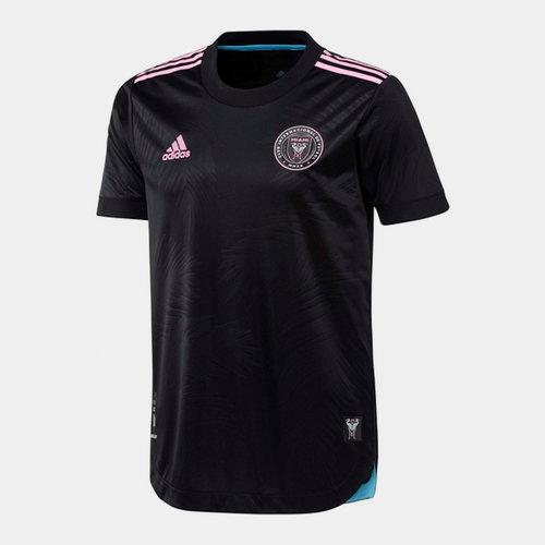 Inter Miami Authentic Away Shirt 2021