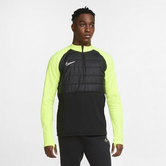 Academy Winter Warrior Drill Top Mens