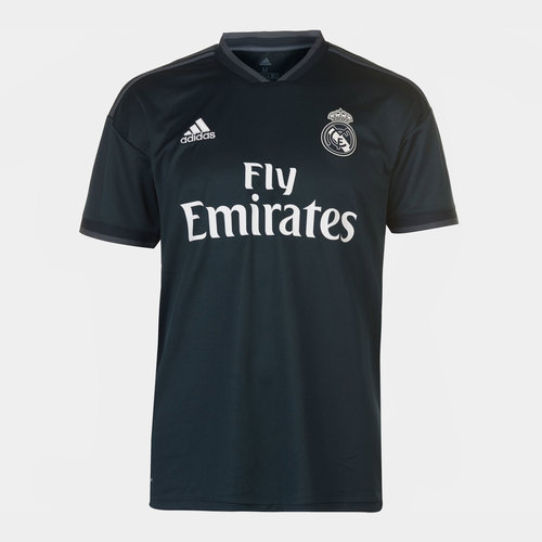 Real Madrid Away Shirt 2018 2019