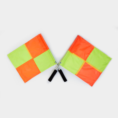 Ali Handle Linesmens Flags
