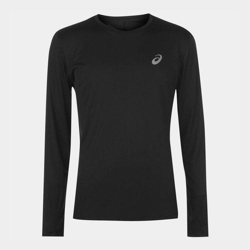 Core Long Sleeve Running T Shirt Mens