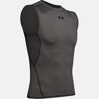 Armour HeatGear Training Baselayer Vest Top Mens