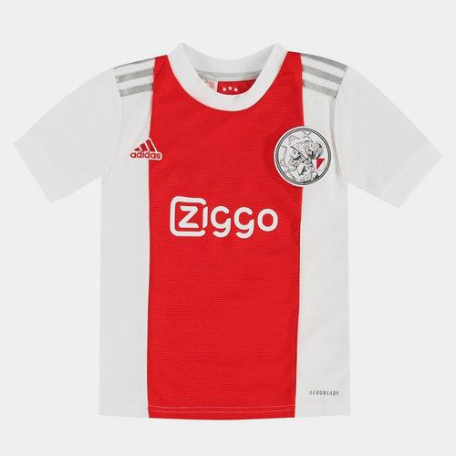 Ajax Home Shirt 2021 2022 Junior