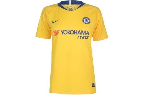 Chelsea Away Shirt 2018 2019 Ladies