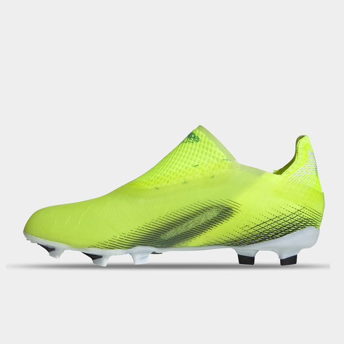 X Ghosted+ Junior FG Football Boots