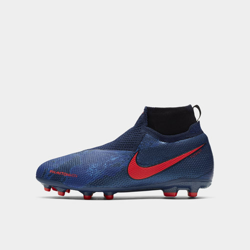 Phantom Vision Elite DF Junior FG Football Boots