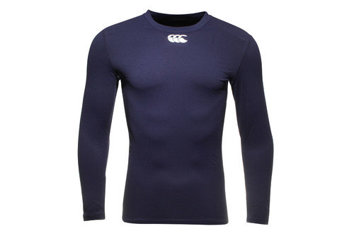 Base Layer Cold LS T-Shirt Navy