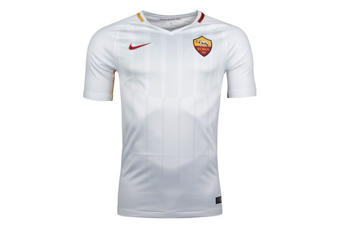AS Roma 17/18 Away Replica S/S Football Shirt