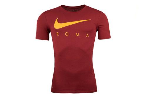 AS Roma 17/18 Dry Football Training T-Shirt