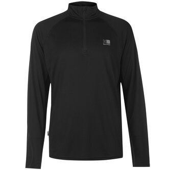 Quarter Zip Running Top Mens