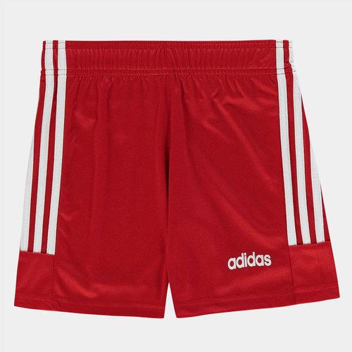 3 Stripe Sports Sereno Training Shorts Junior Boys