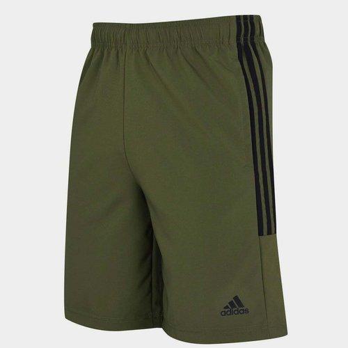 Mens 3 Stripes Shorts