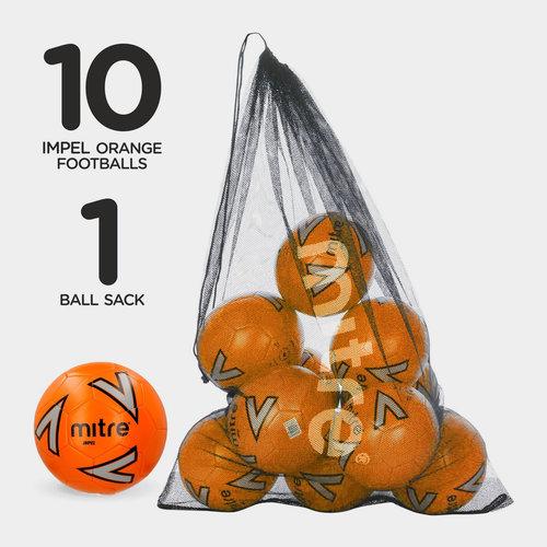 Impel Football 10 Pack