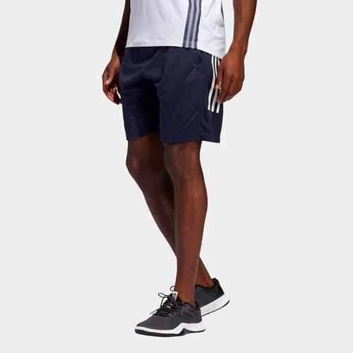 3 Stripe Training Shorts Mens