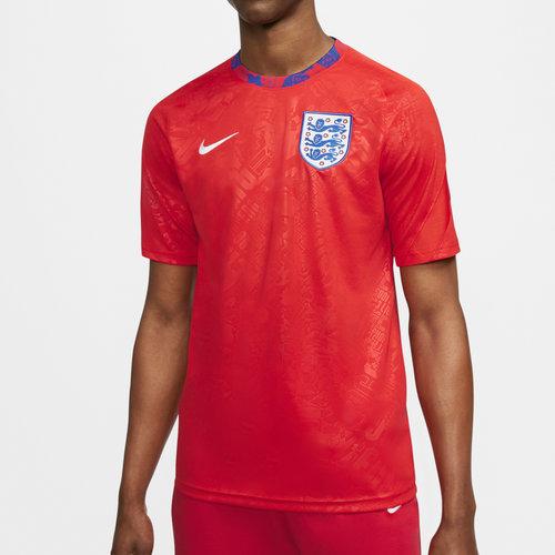 England Pre Match Shirt 2020 Mens - DUPLICATE