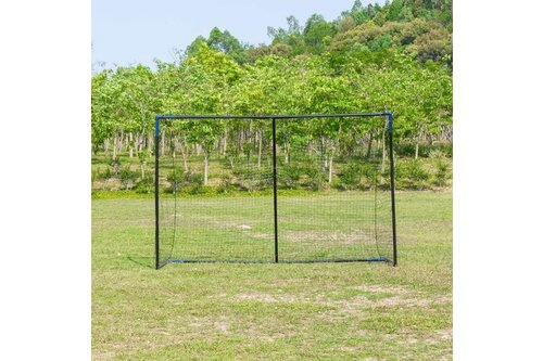 Large Steel Football Goal