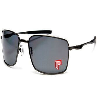 Oakley OO4075 0460 Square Wire Sunglasses