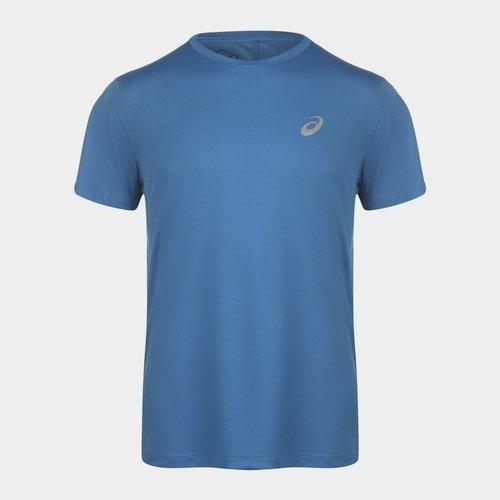 Core Short Sleeve Running T Shirt Mens