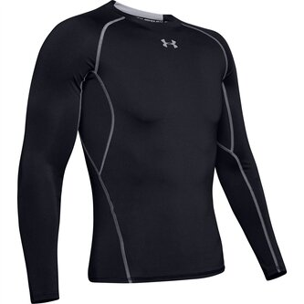 HeatGear Core Long Sleeve Baselayer Mens