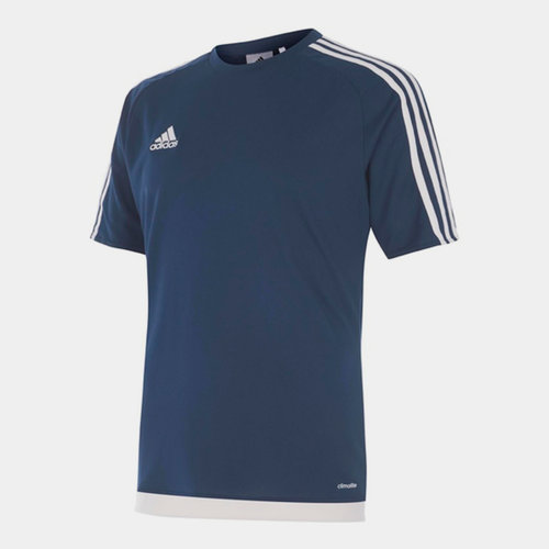 3 Stripe Sereno T-Shirt Mens